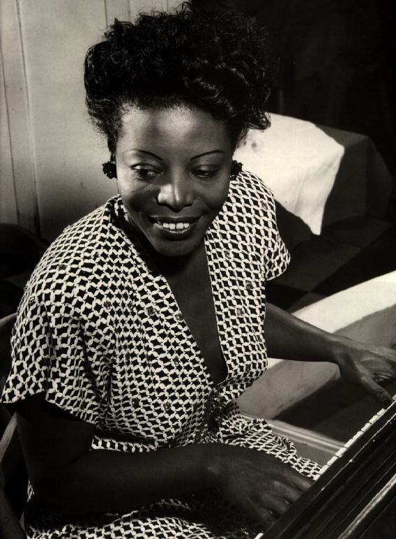 musician i listening to: mary lou williams essay Mary lou williams, pianist, arranger and composer who was the first  to keep  up with what is going on, to hear what everybody else is doing.