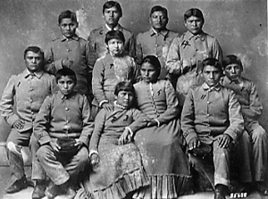Carlisle Indian School - After