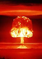 Castle Romeo 4 megaton nuclear detonation, Bikini Atoll sacrifice, 1954