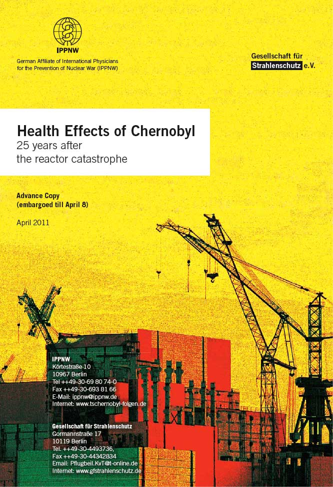 Health Effects of Chernobyl, 25 years after the reactor