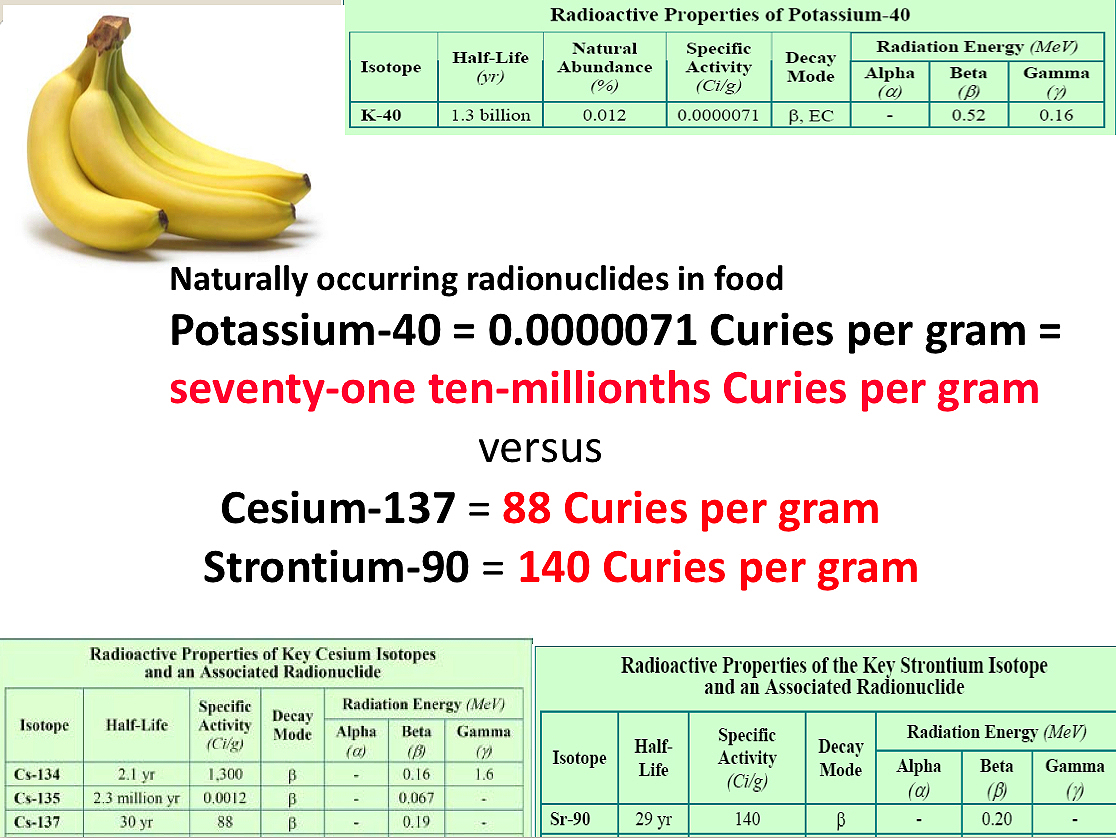 Bananas are they radioactive dating 9