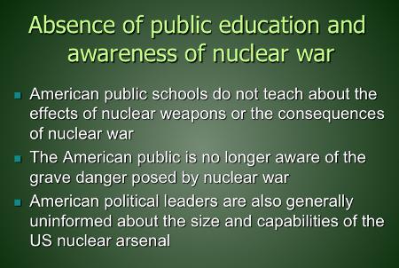 effects of nuclear war pdf
