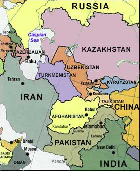 Pipelineistan part 1 the rules of the game 12502 a quick look at the map is all it takes its no coincidence that the map of terror in the middle east and central asia is practically interchangeable with gumiabroncs Choice Image