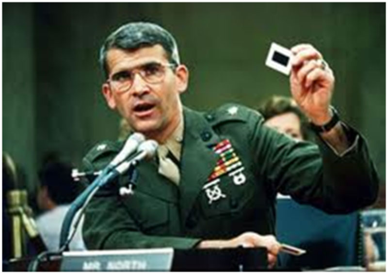 an analysis of the iran contra scandal The iran-contra scandal saw congress' restrictions on iran-contra, october surprise and reagan's agency's office of political analysis shows that.