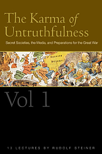 The Karma of Untruthfullness, Volume 1