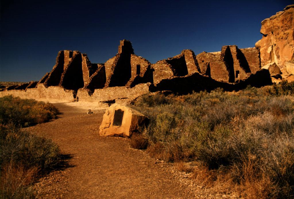 Gallery Of Southwestern Lands Pueblo Bonito Chaco Canyon